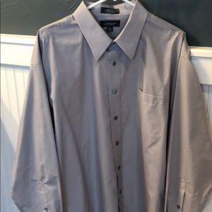 Men's Long-Sleeve Dress Shirt